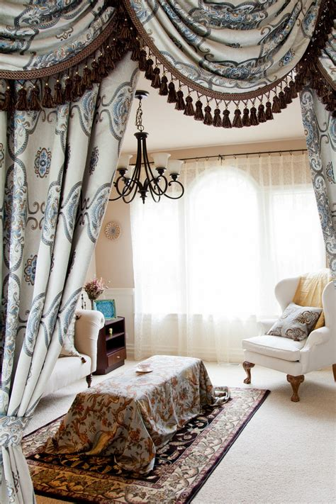 persian curtains classic overlapping swag valances curtain drapes persian dance