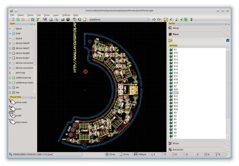 ic layout editor software layouteditor a versatile editor for gds dxf and more file