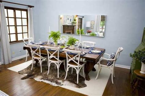 dining room table decor ideas decorating dining tables 2017 grasscloth wallpaper
