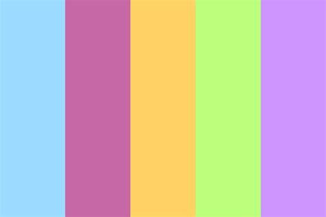 80 s colors the 80s color palette