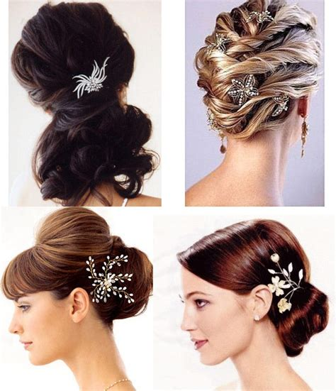 hair styles bridal hair jewelry