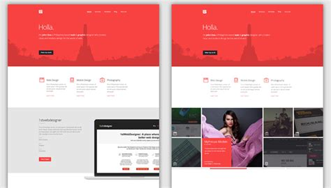 Tutorial Design Landing Page | 25 best tutorials for building a custom portfolio website