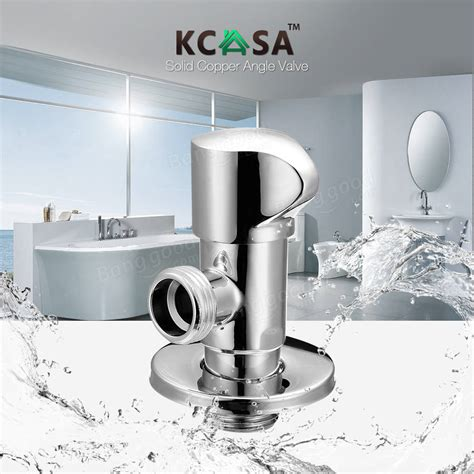 bathtub water diverter kcasa brass switch water knockout trap two way angle valve