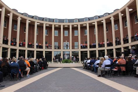 Of Tulsa Mba by Osu Dedicates New Building At School Of Business