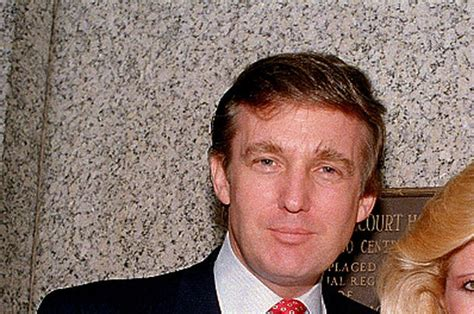 donald trump young just not said a fat peter greene
