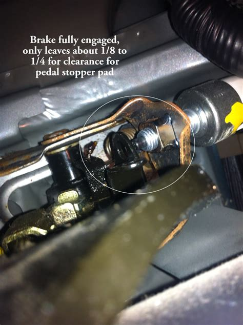 where to get brake light fixed brake lights stay on how i fixed them page 5 honda