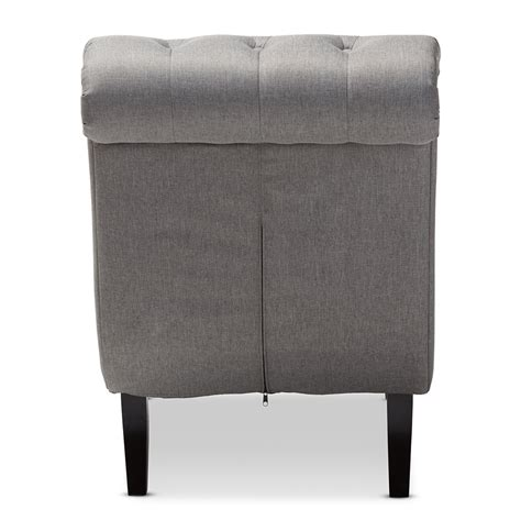 baxton studio ramon mid century modern upholstered lounge accent chair baxton studio layla mid century retro modern grey fabric