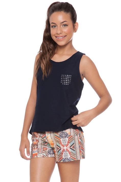 top tween stores tween girl sleeveless tank top summer clothes for teens