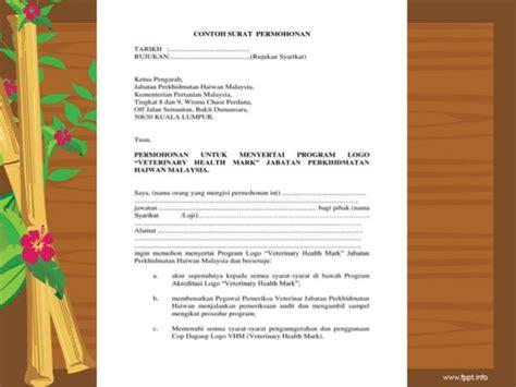 contoh surat rasmi permohonan sebagai guru ganti 28 images contoh