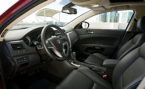 Suzuki Kizashi Interior Maruti Suzuki Considering Kizashi Replacement For India