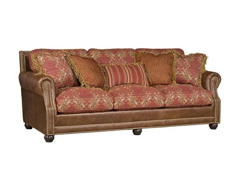 King Hickory Sofa Prices King Hickory Living Room Julianna Leather Fabric Sofa 3000