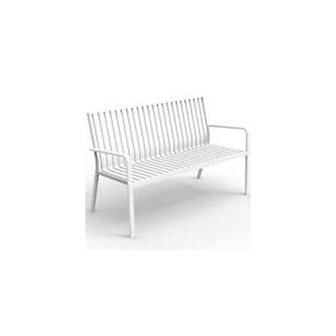panchine design panchina da giardino design moderno by talenti