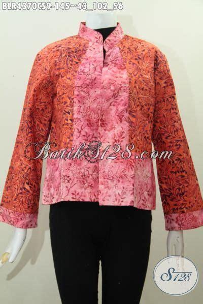 desain baju batik yang modis baju batik wanita massa kini hadir dengan desain balero