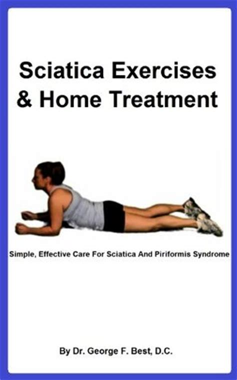 sciatica exercises home treatment simple effective