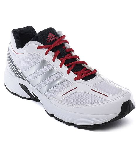sport shoes adidas adidas vermont white sport shoes price in india buy