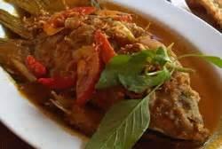 Ikan Gurame Padang Besar 17 kumpulan resep masakan padang paling enak mudah ala