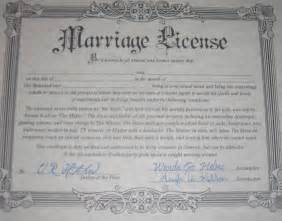 Marriage License Marriage License Family Feud