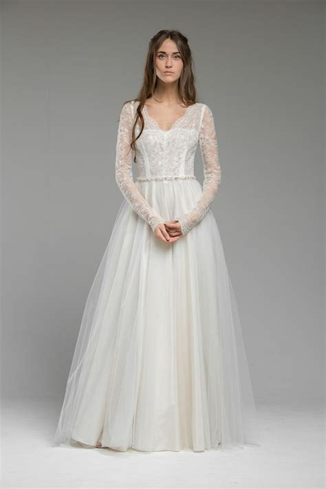 Wedding Dresses With Sleeves by 433 Best Images About Sleeved Wedding Dresses On