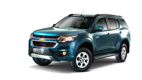 chevrolet new chevrolet philippines introduces new chevrolet trailblazer ltx