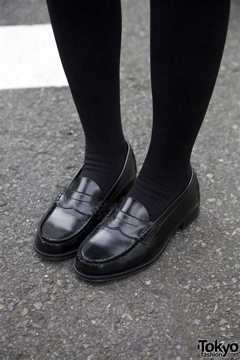 japanese school loafers haruhi suzumiya school in harajuku