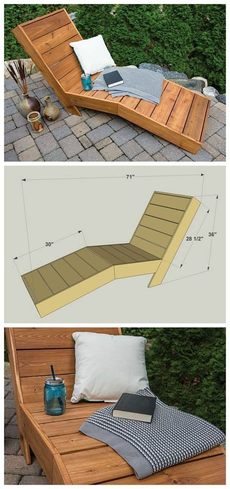 Diy Chaise Lounge Sofa Patio Chaise Lounge As The Must Furniture In Your Pool Deck