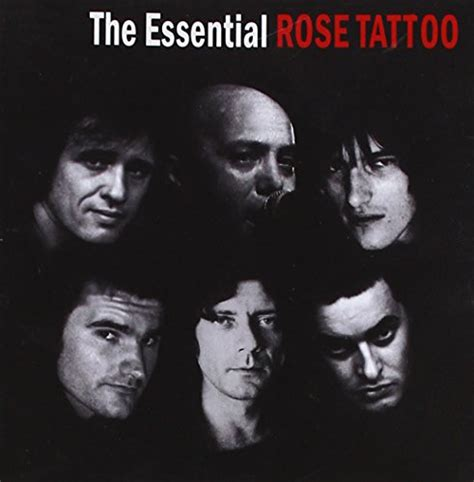 rose tattoo album cd covers