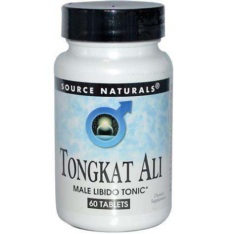 tongkat ali best brand source naturals tongkat ali 60 tablets iherb