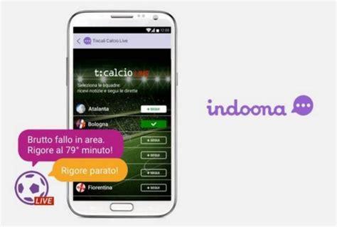 tiscali chat mobile con tiscali calcio live la squadra cuore si segue in