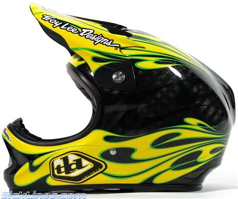 troy lee designs dh helmet 2008 troy lee designs d2 carbon helmet sick lines gallery