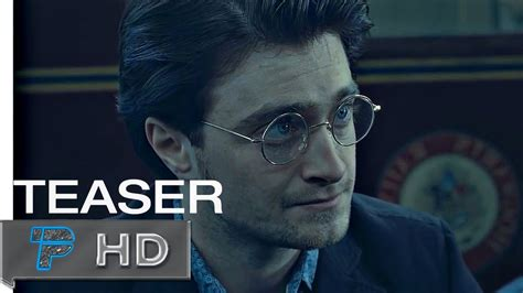 harry potter and the cursed child 2018 movie teaser trailer daniel radcliffe fanmade youtube