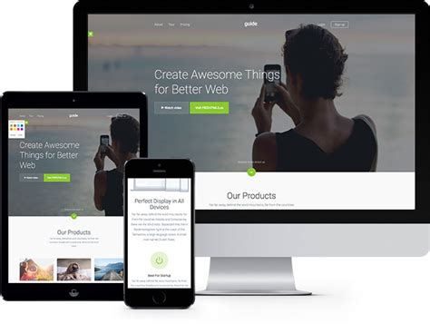 html5 bootstrap themes free download guide free html5 bootstrap template at bootstrapzero
