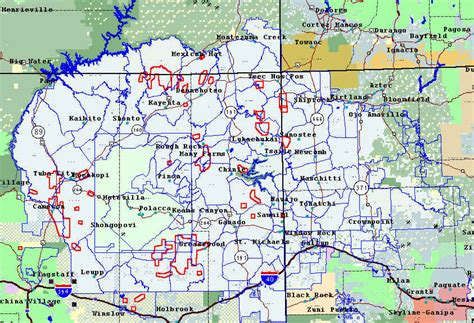 navajo reservation arizona map water quality in the navajo nation