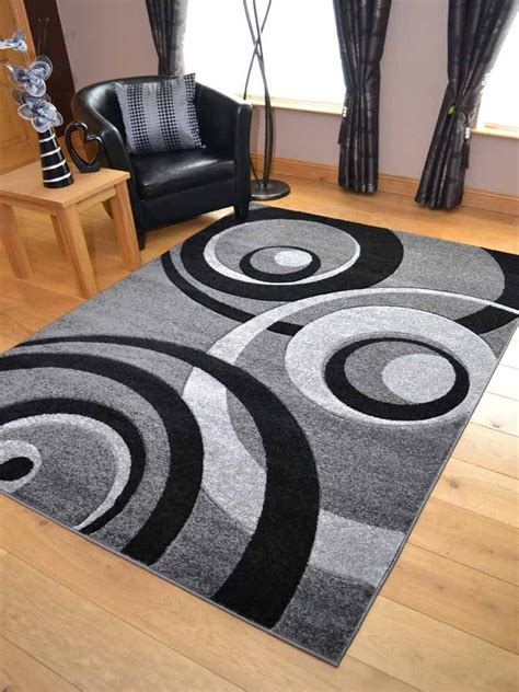 cheap silver rugs new silver grey black modern soft thick carved rugs small large mats cheap ebay