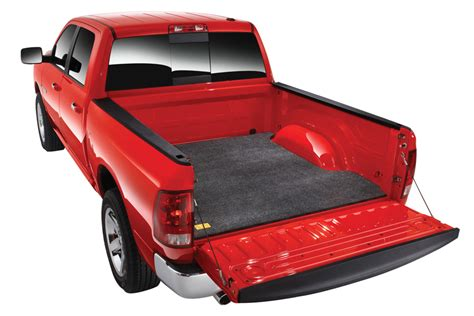 bedrug bed mat bedrug custom gray 6 6ft bed mat for truck with without