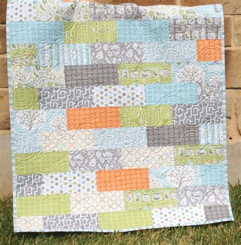 Tile Pattern Quilt | subway tiles by sunnysidedesign craftsy
