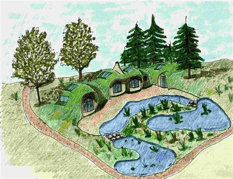hobbit house building plans lord of the rings hobbit house floor plans