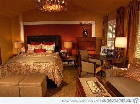 red wall bedroom 15 lovely tropical bedroom colors home design lover