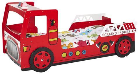 lit pompier gigogne lit camion de pompier collishop