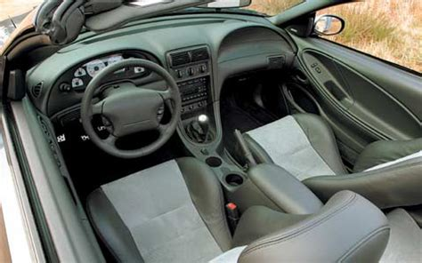 2003 mustang cobra mpg 2003 ford mustang svt cobra price review road test