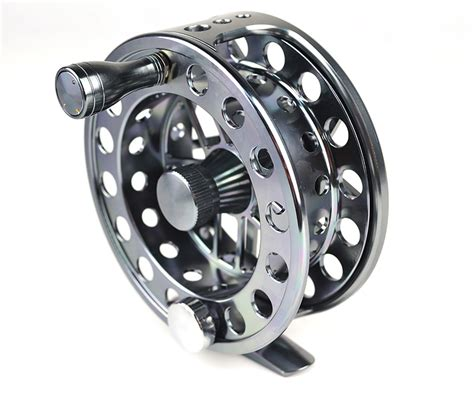 Rainbow 1pcs Colored Fly Fishing Reels With Aluminum Alloy 5 available 1pcs zf85 85mm aminum die fly wholesale available free shipping 1pcs zf85