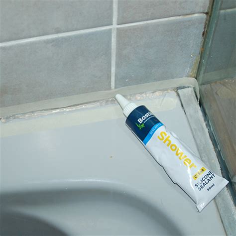 home dzine bathrooms remove and replace bathroom silicone