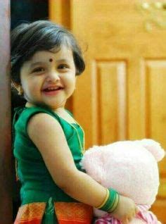 cute kerala baby girl soo cute kerala girl kids in indian wear