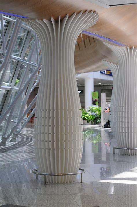 interior interior column design ideas