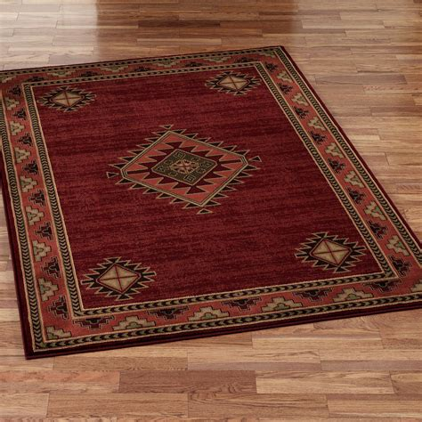 Laramie Diamond Area Rugs Area Rugs