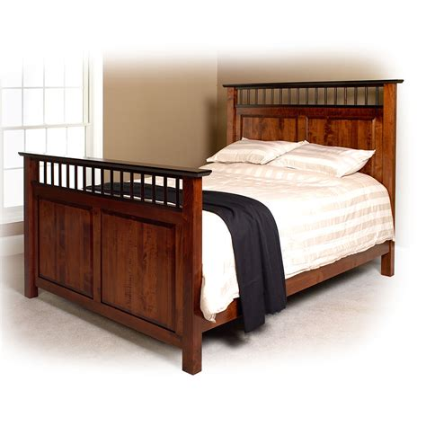 Handmade Bedroom Furniture - bedroom furniture patterson s amish furniture