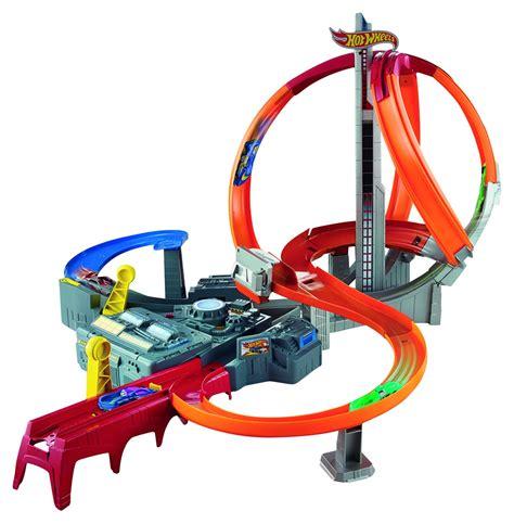 Track Hotwheels Spin wheels spin track set ebay