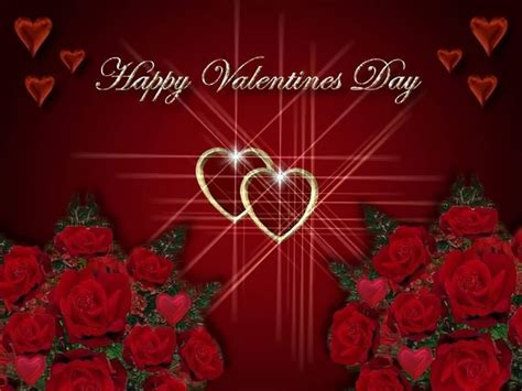 pictures of valentines day flowers happy s day hearts and flowers for you