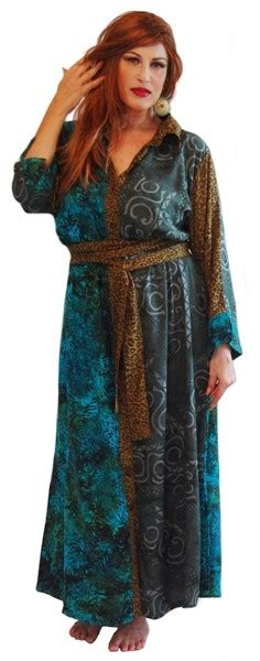 Best Quality Talullah Color Maxi Shirt Dress Belt Not Included All button front wrap tie belt quality batik maxi shirt dress