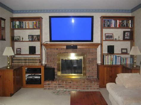 Ideas For Mounting Tv Fireplace by Planning Ideas Mounting Tv Fireplace Smart