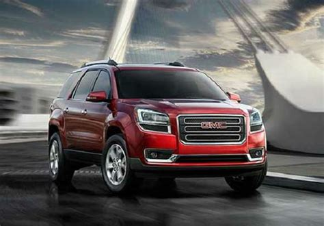 gmc acadia colors 2016 gmc acadia colors gtopcars